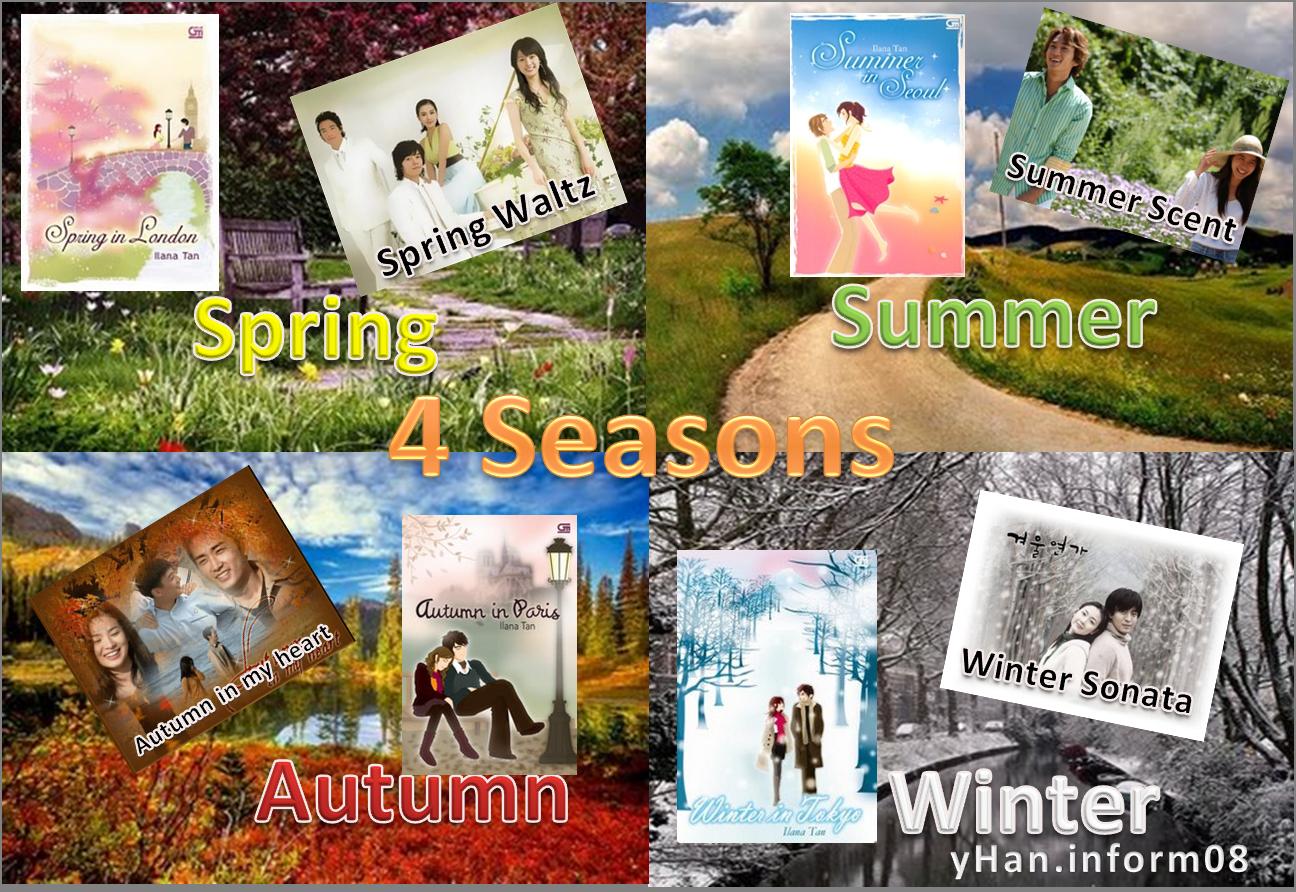 Four seasons (empat musim)